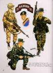 US Army Ranger LRRP Units book WWII Infantry Airborne +