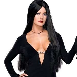 Costume Co 33280 Addams Family Deluxe Morticia Wig: Toys & Games