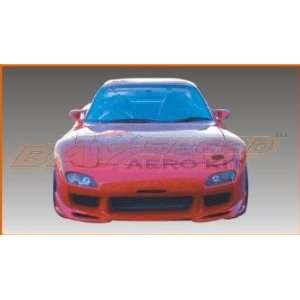 93 97 Mazda RX7 FEEDS TYPE 2 Front Bumper Automotive