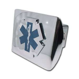 Emergency Medical Services Bright Polished Chrome with