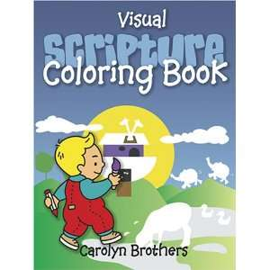 Scripture Coloring Book (9780977424221) Carolyn Brothers Books