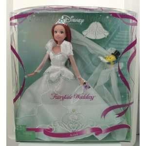 Disney Princess Fairytale Wedding Doll   Ariel Toys & Games