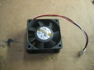 AVC Model C6025B12L DC 12V .12A Brushless Fan