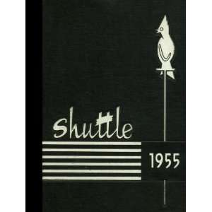 East Cleveland, Ohio: 1955 Yearbook Staff of Shaw High School: Books