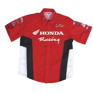 Joe Rocket Official Honda Team Shirt Red/Black/White