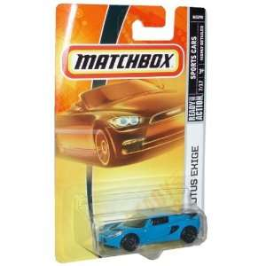 Cars 164 Scale Die Cast Metal Car # 15  Blue Exotic Sport Coupe
