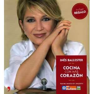 Cocina Con Mas Corazon (9788484606024): Unknown: Books