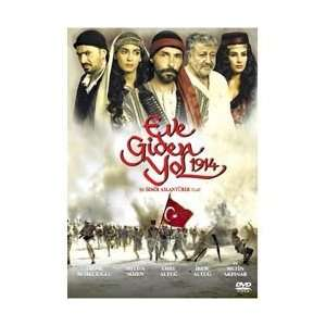 Eve Giden Yol 1914 (Dvd) Metin Akpinar, Erdal