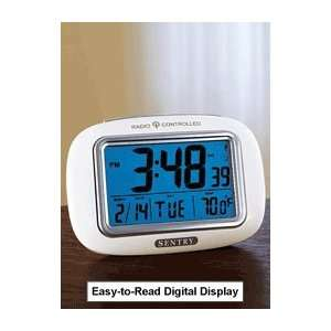 Big Screen Atomic Clock: Home & Kitchen