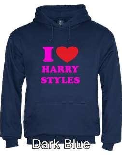 love harry styles Hoodie One Direction X Heart Boys Factor music