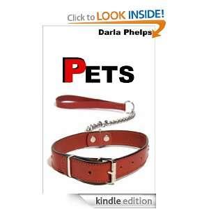 Pets: Bachs Story: Darla Phelps:  Kindle Store