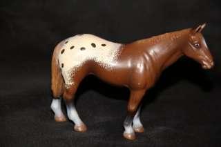 Schleich Horses APPALOOSA STALLION Horse RETIRED 13271