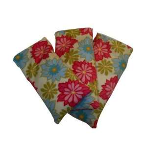 Aromatherapy Herbal Heat Cold Hot Cold Heat Therapy Eye Pillows Set of