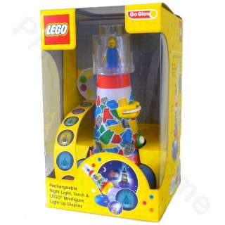 Lego Go Glow Torch / Night Light Story Projector