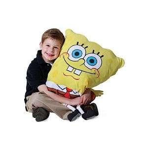 Nickelodeon SpongeBob SquarePants Cuddle Pal   Pillow