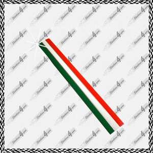 HELM & TANK Aufkleber ITALIEN FLAGGE* APRILIA DUCATI MOTO GUZZI