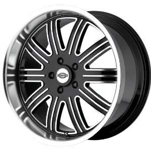 TSW Alloy Wheels Springdale Black Wheel with Machined Face