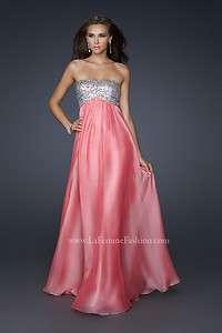 La Femme 17513 Prom Dress Wedding Bridal