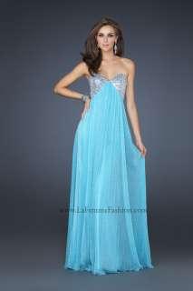 La Femme 16977 Prom Dress Wedding Bridal