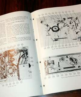 Tandberg Model 6 Reel Rec. Service Manual *Original*