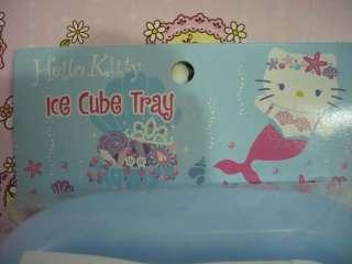 Sanrio Hello Kitty Mermaid Ice Cube Tray Ice Mold Cutie