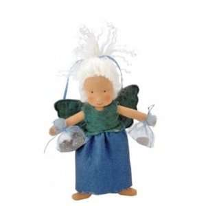 Kathe Kruse Waldorf Healing Angel Doll 7 in.: Toys & Games