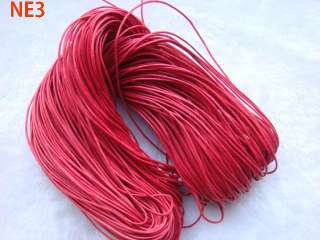 NEW 80M Waxed Cotton Necklace Beading Bracelets Making Cords Thread