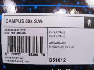 Adidas Originals Star Wars Campus 80s WAMPA Hoth Shoes