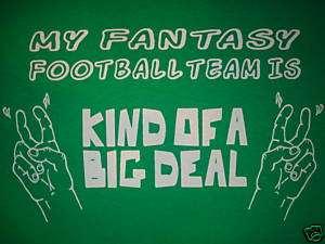 small fantasy football retro new funny vintage t shirt