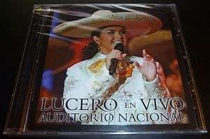 New! LUCERO Lucero En Vivo Ranchero (CD 2008) SEALED 5099951768928