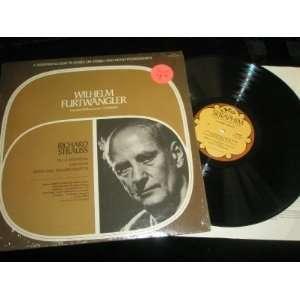 Furtwangler Richard Strauss/Don Juan Till Eulenspiegel