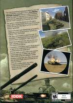 IRON WARRIORS T72 TANK COMMAND Combat Sim PC Game NEW 627006903458