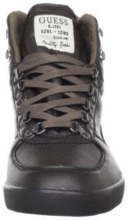 GUESS JOSTEN MENS FASHION ANKLE BOOT SHOES ALL SIZES |