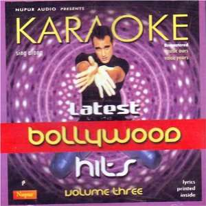 Karaoke remastered latest bollywood hits vol 3 Various Music