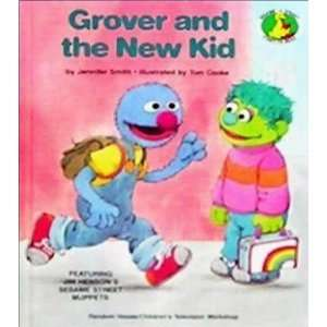 GROVER AND THE NEW KID (Sesame Street/Start to Read Books