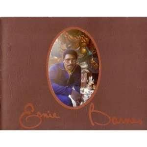 : Ernie, Marilyn Seltzer & Alex Haley (ERNIE BARNES). Barnes: Books