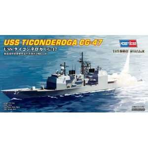 HOBBY BOSS   1/1250 USS Ticonderoga CG47 Guided Missile