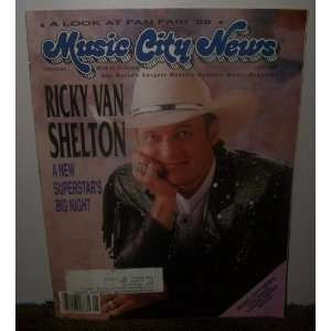 Music City News Magazine July 1989 Lydia Dixon Harden Books