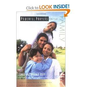 com Powerful Prayers for Your Family David Kopp, Heather Kopp Books