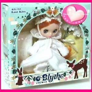 TAKARA CWC Petite Blythe Doll Last Kiss Romeo Juliet