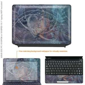 skins STICKER for ASUS Eee PC 1015PEM 1015PED case cover EEE1015 429