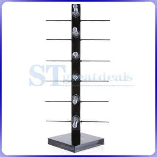 Pair Eyeglasses Sunglasses Frame Rack Holder Display Storage Stand