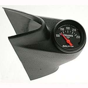 Auto Meter 7070 Black Single Pod Gauge Kit for 1999 2003