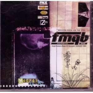 Modern Rock on the Dial   An FMQB CD Sampler various