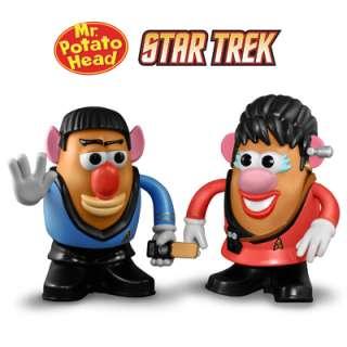 Star Trek Spock And Uhura Mr Potato Head