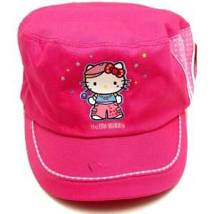 Two for One Special   Sanrio Hello Kitty Stylish Cap and