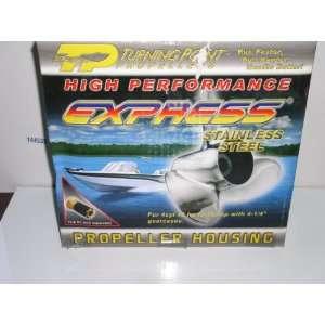 Turning Point Express stainless steel propeller E1 1317