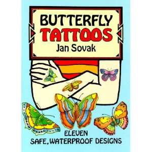 Butterfly Tattoos [TATTOO BUTTERFLY]:  Books