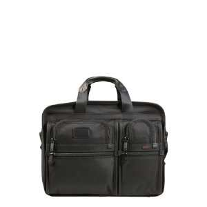 Tumi Alpha Collection Expandable Organizer Large Laptop Briefcase