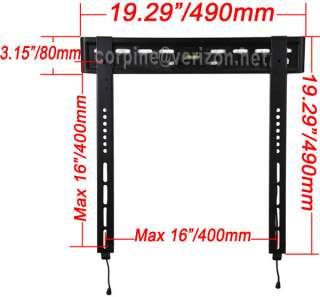 LCD Plasma TV Wall Mount Flat Screen Panel 26 32 37 bn9